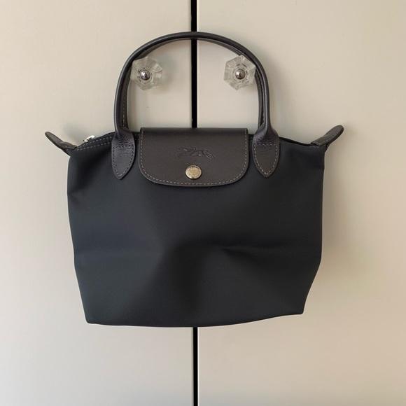 Longchamp Handbags - Longchamp Le Planetes Top Handle Tote Bag d2e09d7f685aa